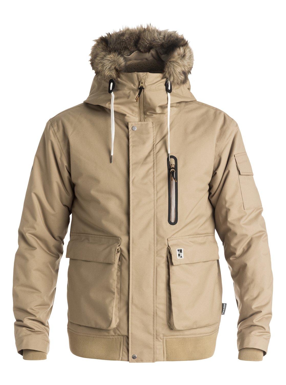 Arris - manteau technique pour homme - quiksilver