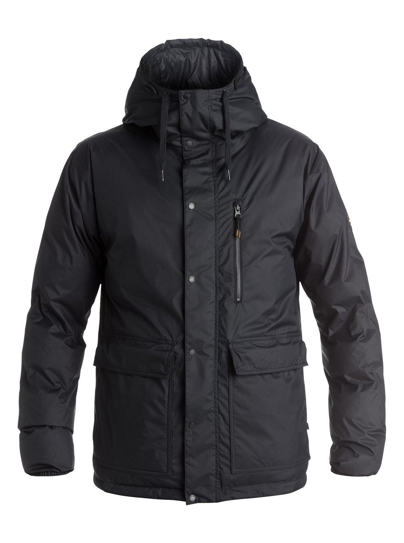 Quiksilver Зимняя мужская куртка Role Reversible