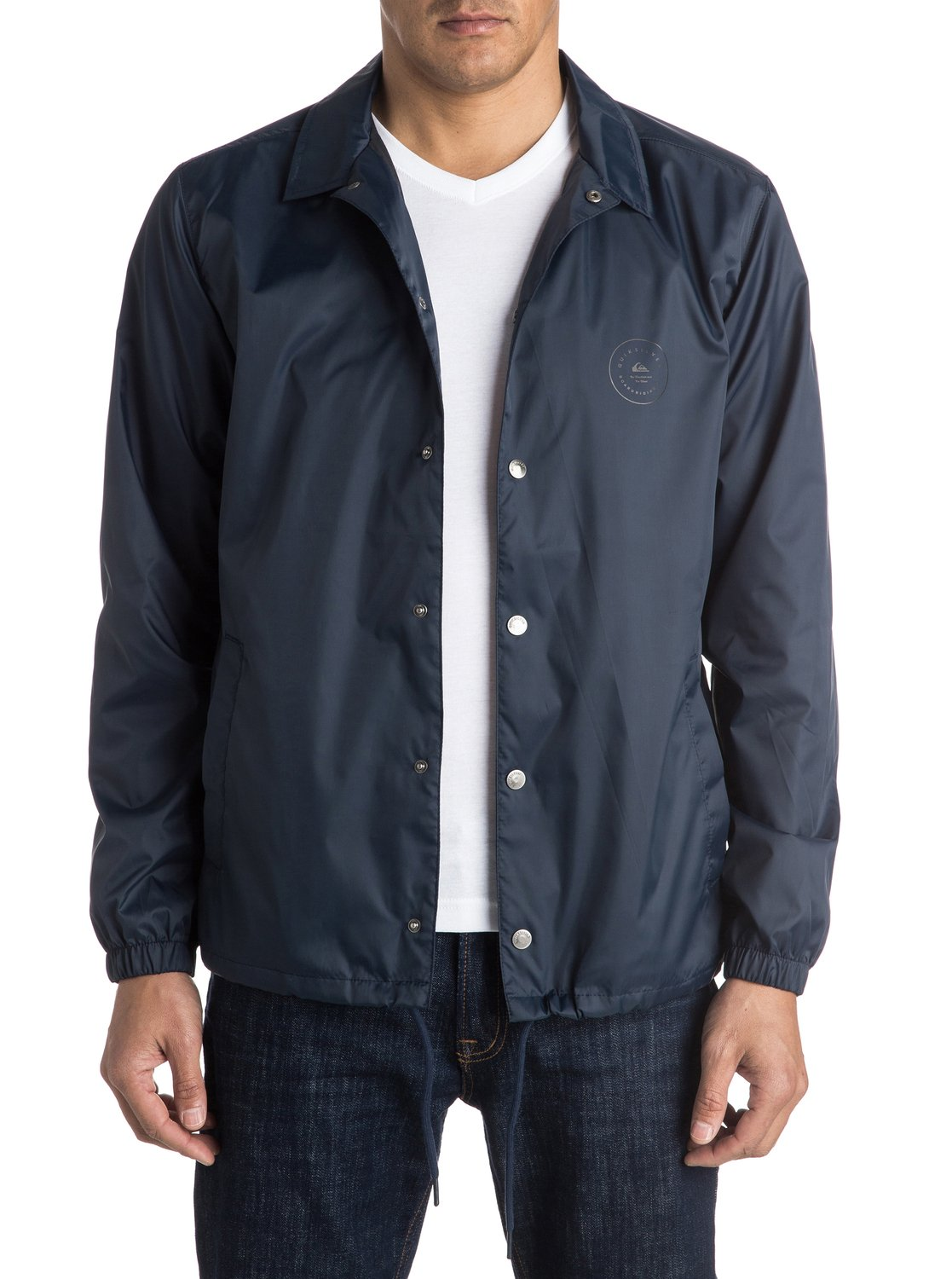Always surfing coach jacket 889351360670 quiksilver for Coach jacket