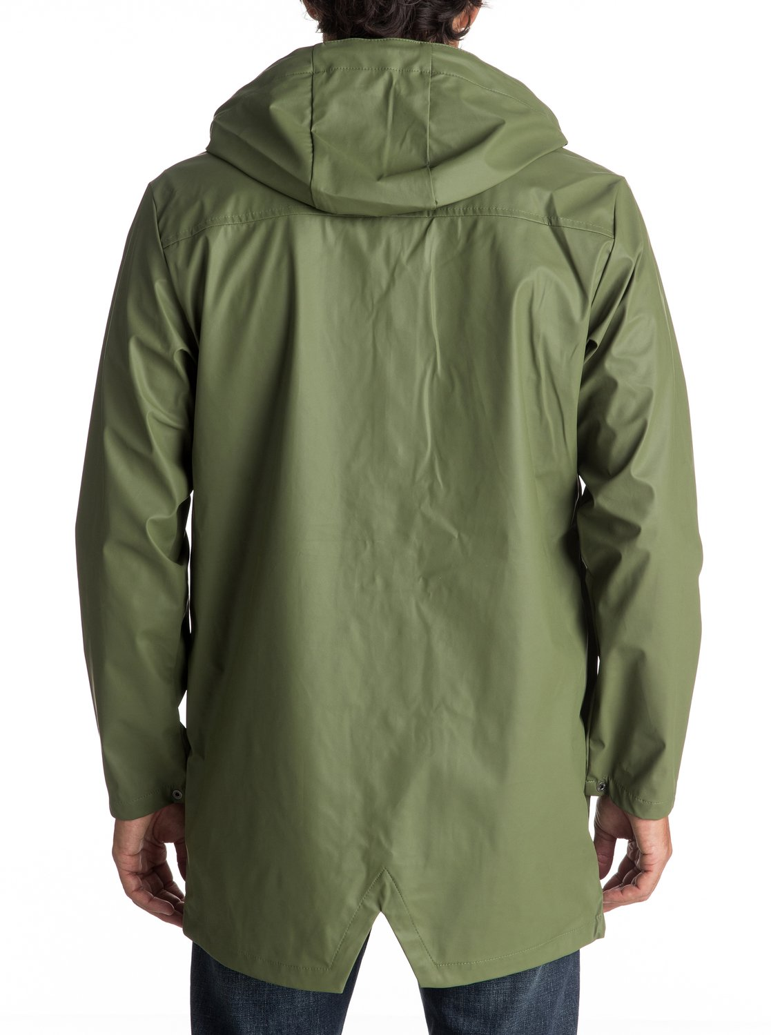 Travers Deep Long Rain Jacket EQYJK03309 | Quiksilver