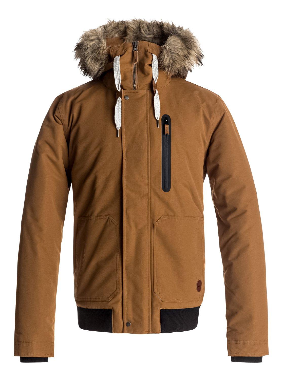 Arris - veste imperméable pour homme - quiksilver