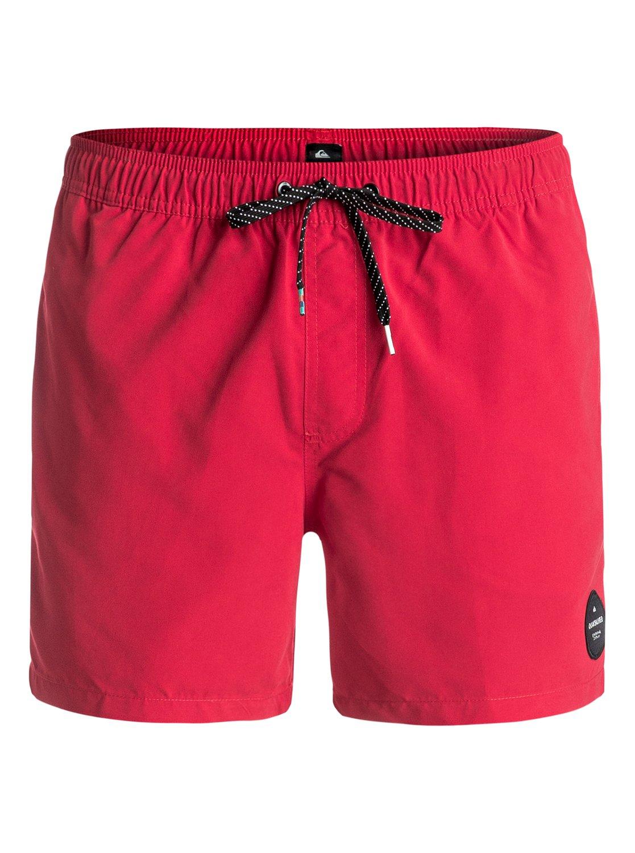 Купальные шорты (оранжевый/ярко-розовый)