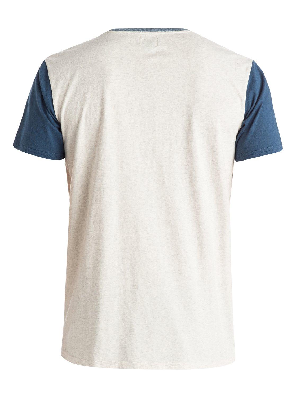 baysick pocket t shirt 3613371218218 quiksilver. Black Bedroom Furniture Sets. Home Design Ideas
