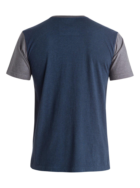 baysic pocket t shirt eqykt03428 quiksilver. Black Bedroom Furniture Sets. Home Design Ideas