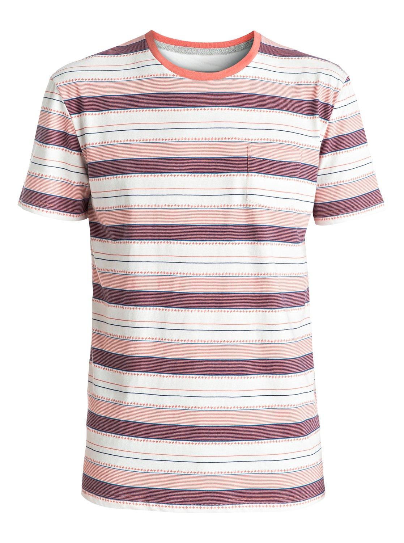 Pedry Dano - Tee-Shirt à poche pour Homme - Quiksilver