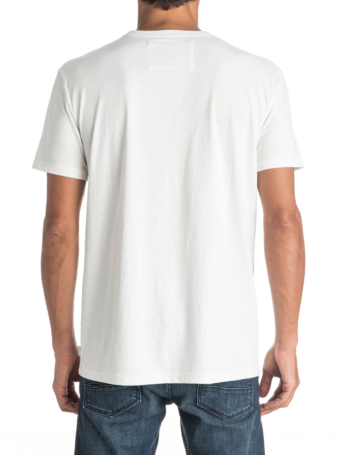 Faded Time Pocket T Shirt Eqykt03545 Quiksilver