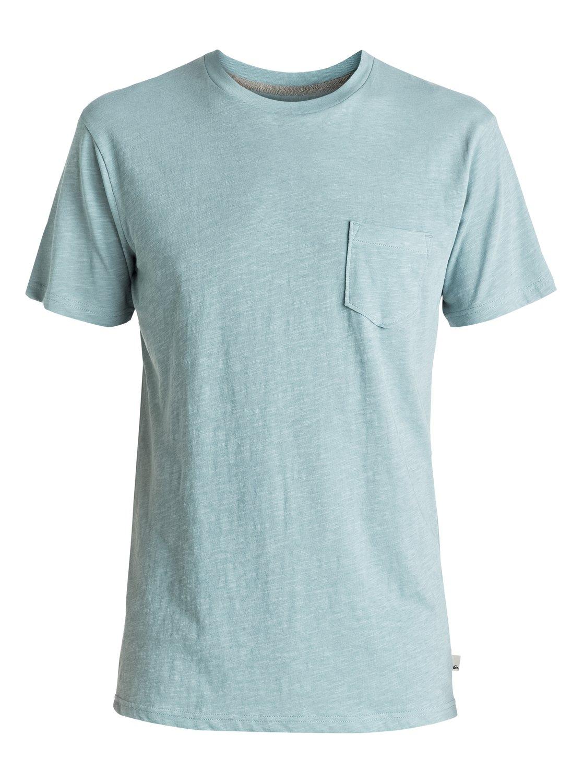 slubstitution pocket t shirt eqykt03546 quiksilver. Black Bedroom Furniture Sets. Home Design Ideas