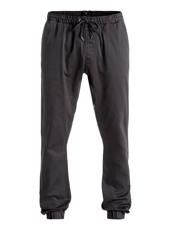 Fonic - Pantalon de jogging en sergé pour Homme - Quiksilver