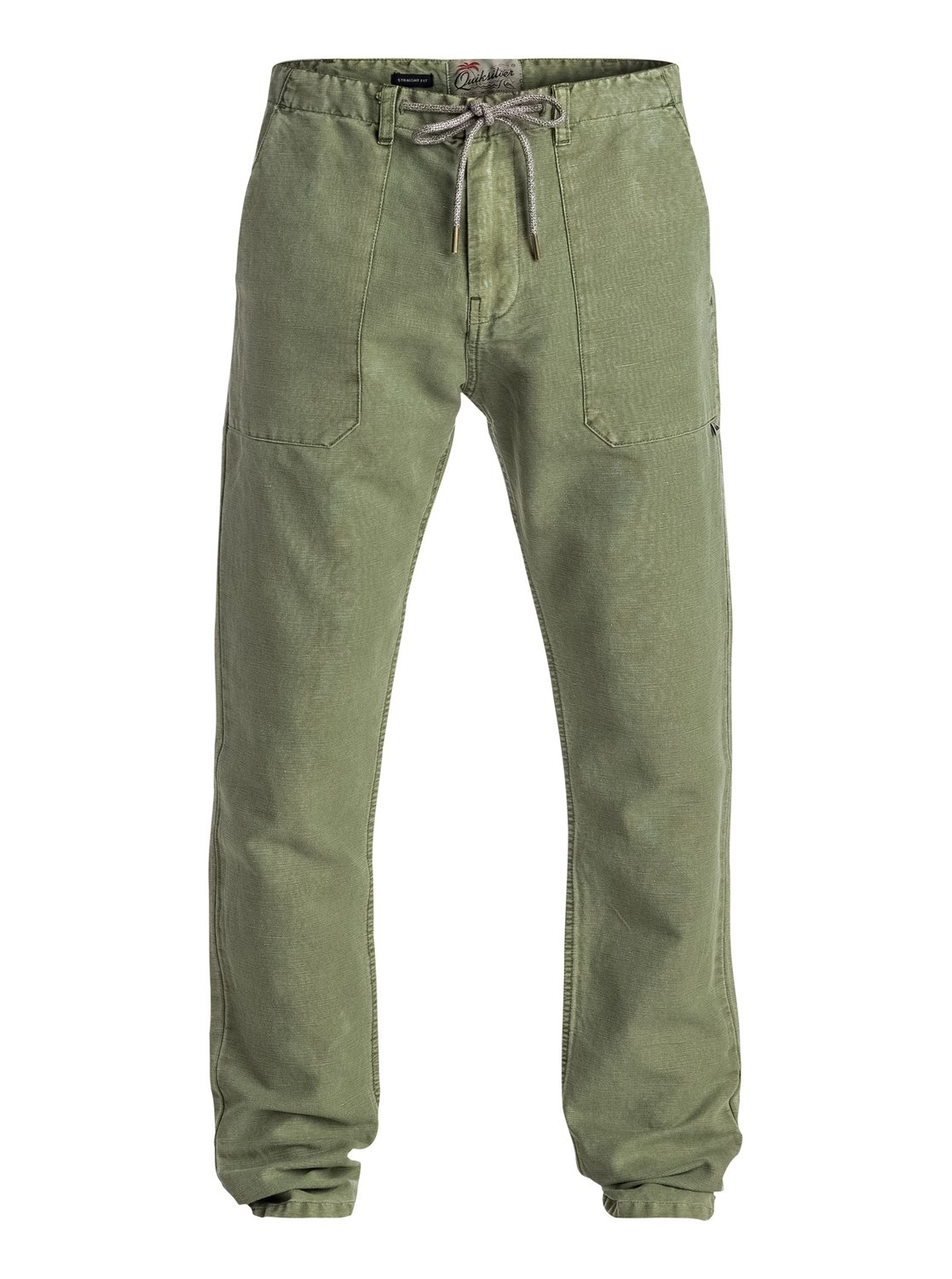 Radar Maze - Straight Tapered Trousers