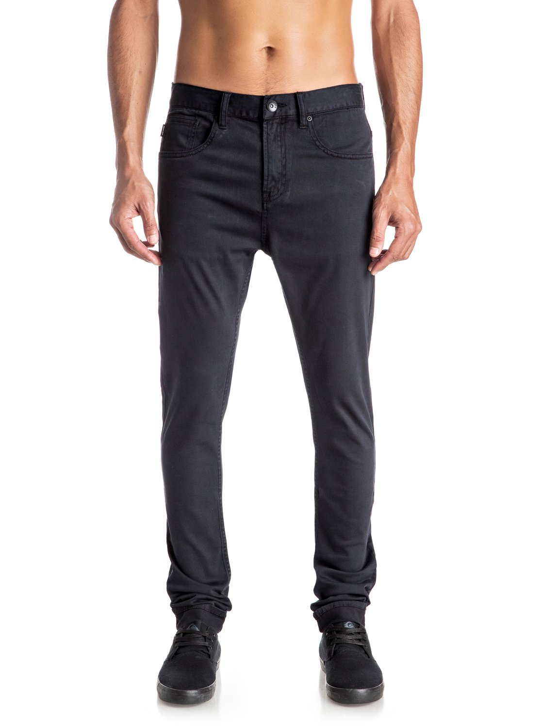 Low Bridge - Pantalon slim skinny pour Homme - Quiksilver