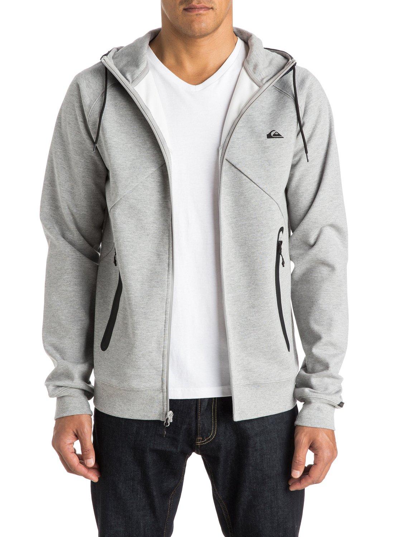 Wool hoodie