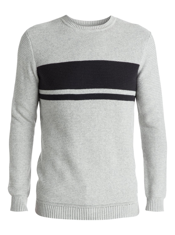 Quiksilver  Invasion Stripes Sweater  Men's 68137
