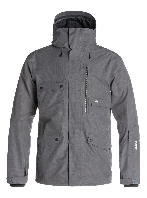 quiksilver, Northwood 2L GORE-TEX Snow Jacket, IRON GATE (kzm0)