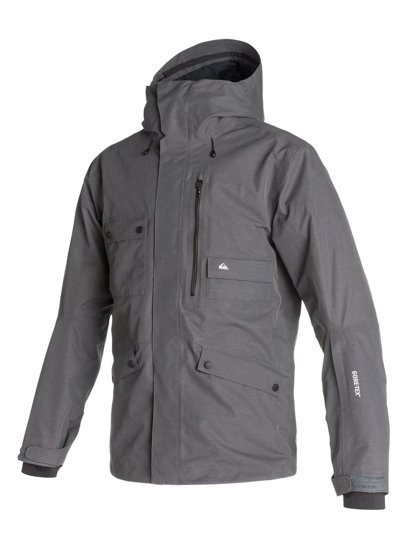 Northwood 2L GORE-TEX - Snowboard Jacket Black EQYTJ03003 Quiksilver
