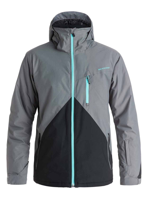 Сноубордическая куртка Mission Colorblock
