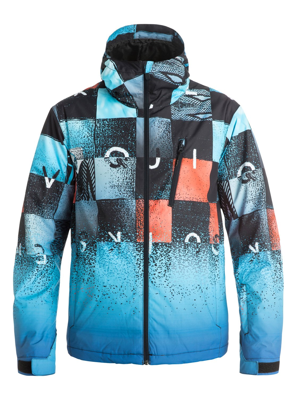 Сноубордическая куртка Mission Plus Mountain Exclusive&amp;nbsp;<br>