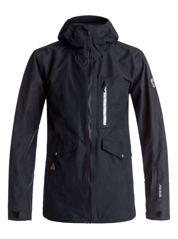 Сноубордическая куртка Black Alder 2L GORE-TEX®<br>