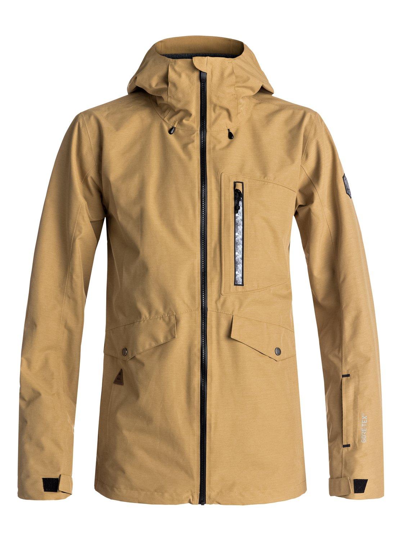 Сноубордическая куртка Black Alder 2L GORE-TEX®