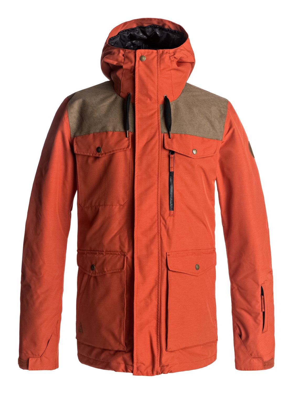Сноубордическая куртка Raft EQYTJ03125