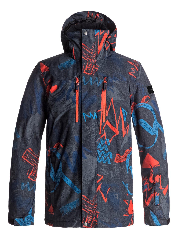 Сноубордическая куртка Mission EQYTJ03128