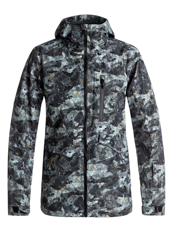 Сноубордическая куртка Black Alder Pr 2L GORE-TEX®<br>