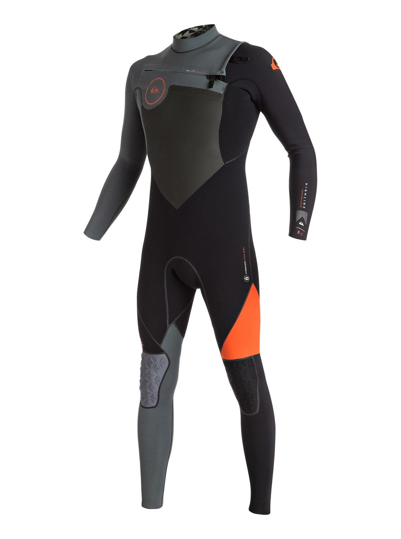 Highline Performance 3/2mm - Combinaison de surf intégrale zip poitrine pour homme - Quiksilver