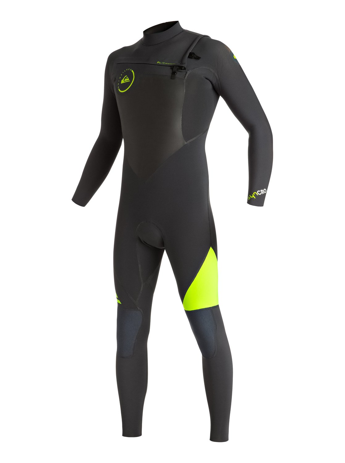 Syncro Plus 3/2mm Chest Zip Full Wetsuit