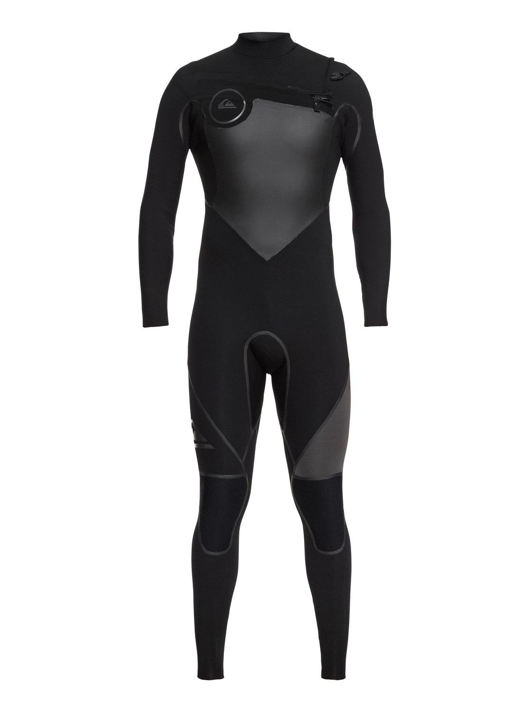 3/2mm Syncro Plus Chest Zip - Combinaison de surf intégrale pour Homme - Quiksilver