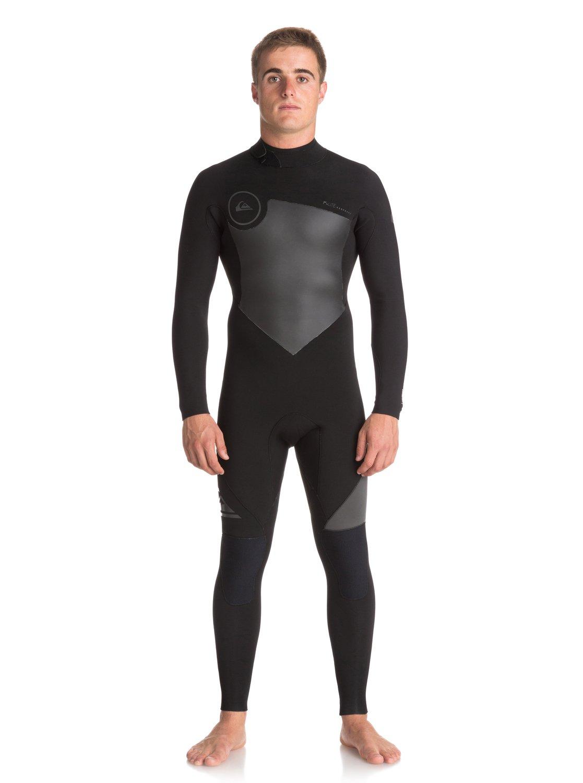 4/3mm Syncro Series Back Zip GBS - Combinaison de surf intégrale pour Homme - Quiksilver