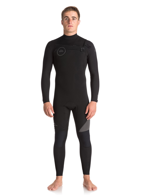 4/3mm Syncro Series Chest Zip GBS - Combinaison de surf intégrale pour Homme - Quiksilver