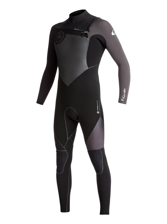 5/4/3mm Highline Chest Zip - Combinaison de surf intégrale pour Homme - Quiksilver