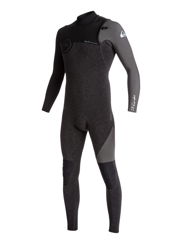 4/3mm Highline Series Zipperless - Combinaison de surf intégrale pour Homme - Quiksilver