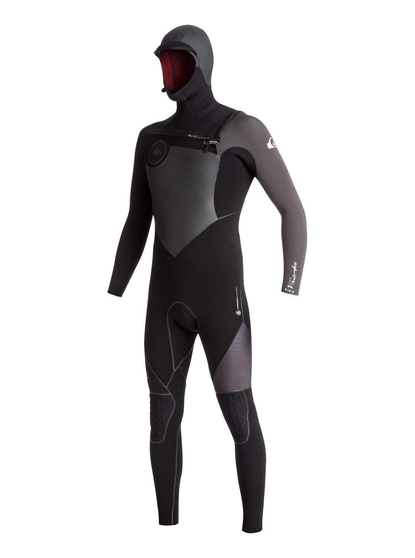 5/4/3 Highline Chest Zip - Combinaison de surf intégrale à capuche pour Homme - Quiksilver