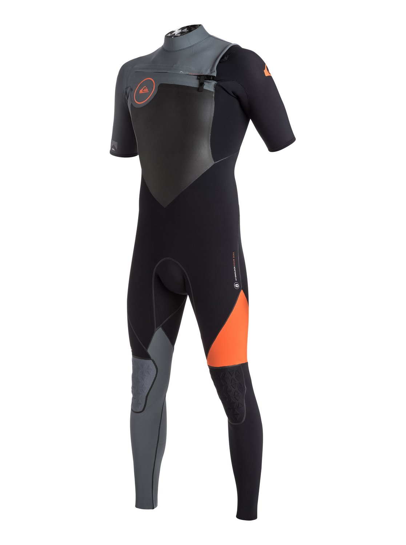 Highline Performance 2/2mm - Combinaison de surf intégrale à zip poitrine pour homme - Quiksilver