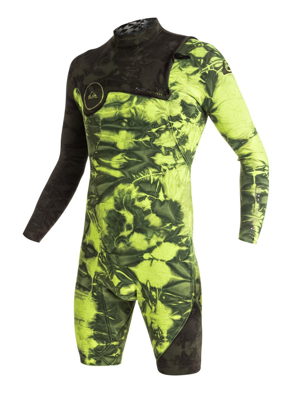 Highline Zipperless 2/2mm - Springsuit sans zip manches longues pour homme - Quiksilver