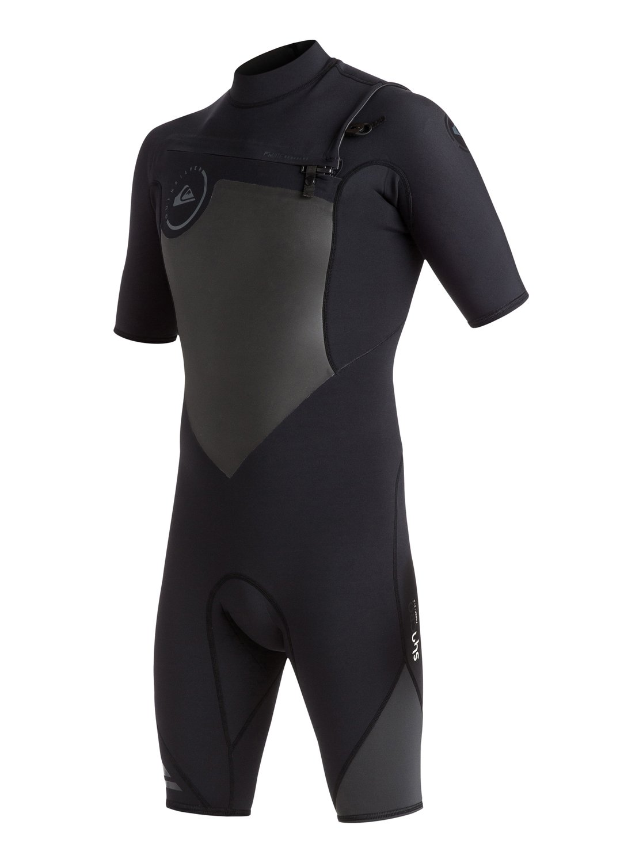 Syncro 2/2mm - Springsuit zip poitrine pour homme - Quiksilver