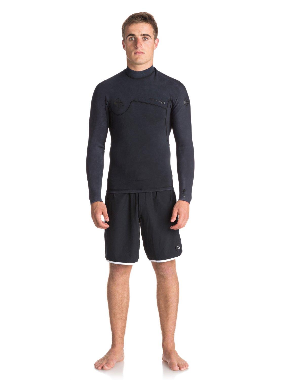 1.5 Quiksilver Originals Monochrome - Wetsuit Top