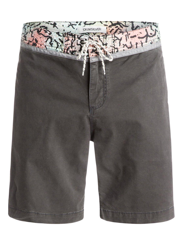 Quiksilver Street Trunk Yoke Cracked - Shorts