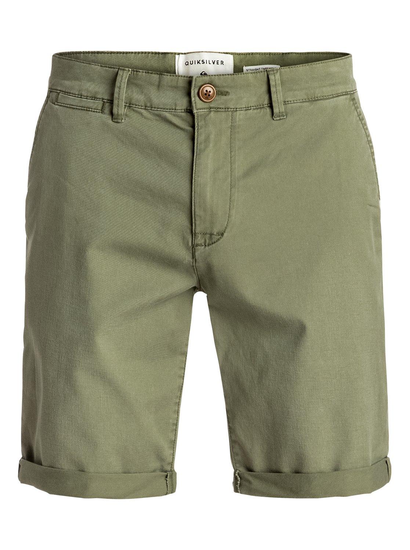 Quicksilver Clothing Krandy Chino Shorts EQ...