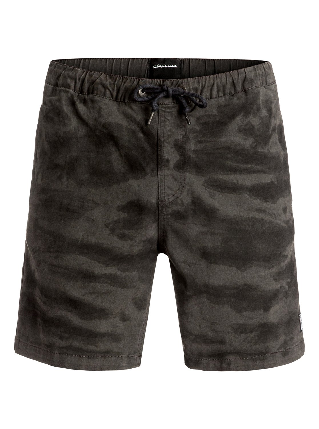 Battered Tie dye 17 - short pour homme - quiksilver