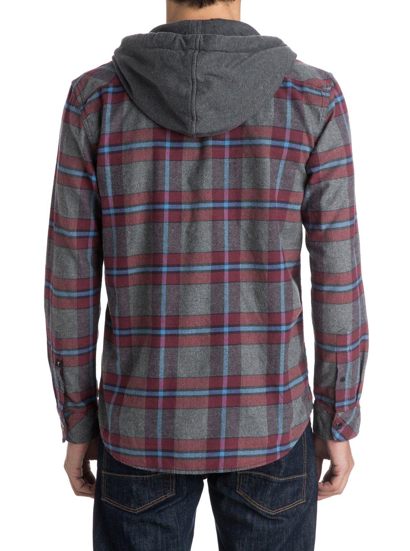 rockyfist chemise manche longues capuche eqywt03200 quiksilver. Black Bedroom Furniture Sets. Home Design Ideas