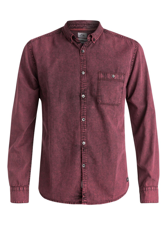 Quiksilver The Clackton - Long Sleeve Shirt