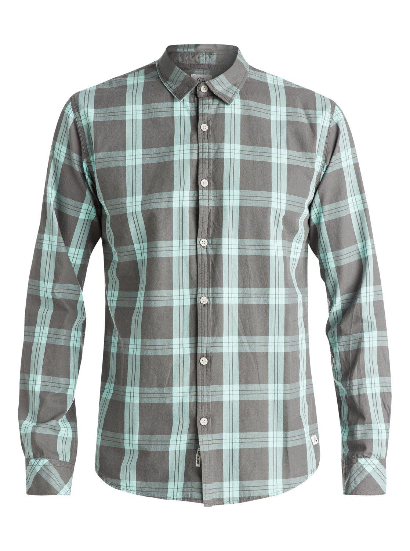 Atlantic Jungle - chemise manches longues pour homme - quiksilver