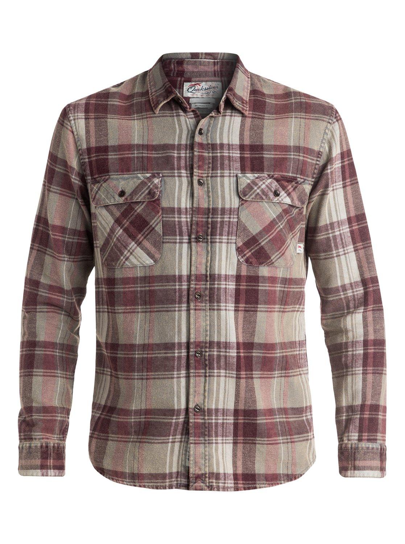 Happy Flannel - Long Sleeve Shirt
