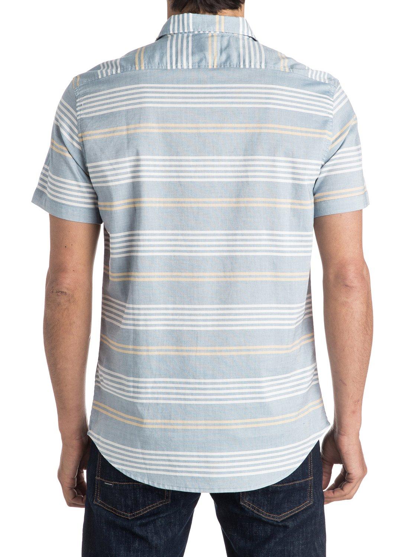 The Zip Tie Short Sleeve Shirt Eqywt03418 Quiksilver