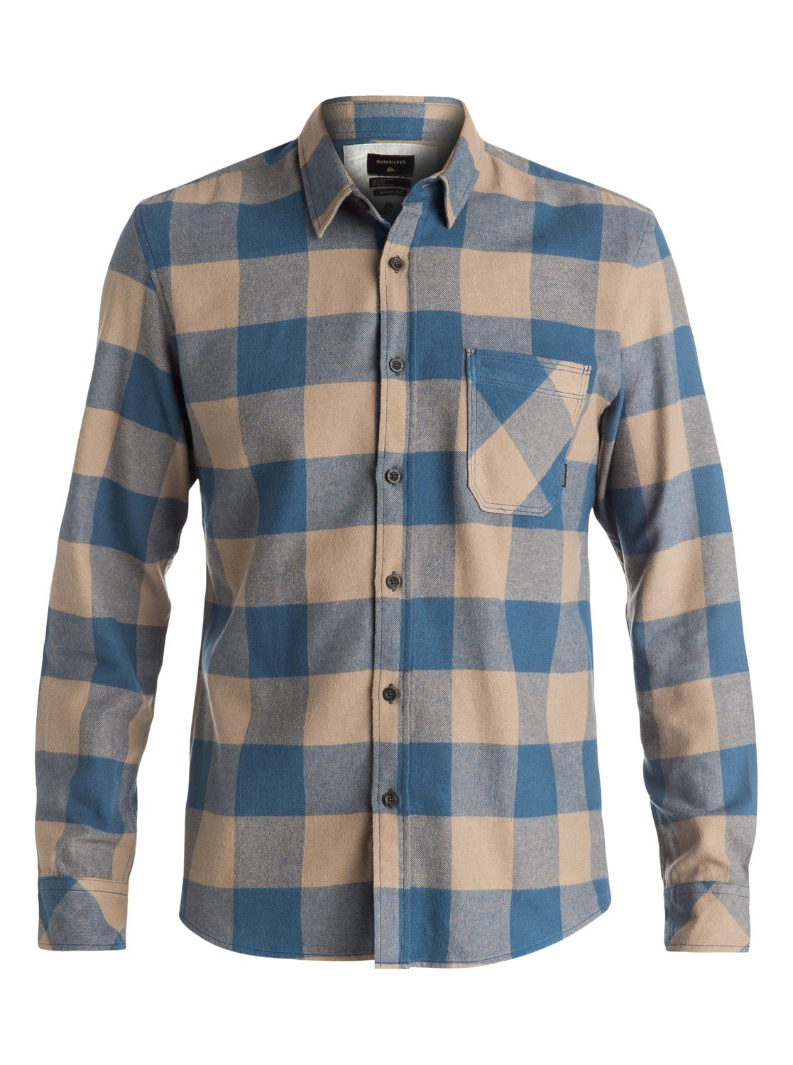 Motherfly Flannel - Long Sleeve Shirt