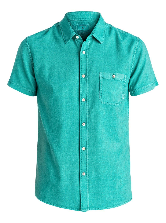 Time Box - Short Sleeve Shirt 3613372433351 | Quiksilver
