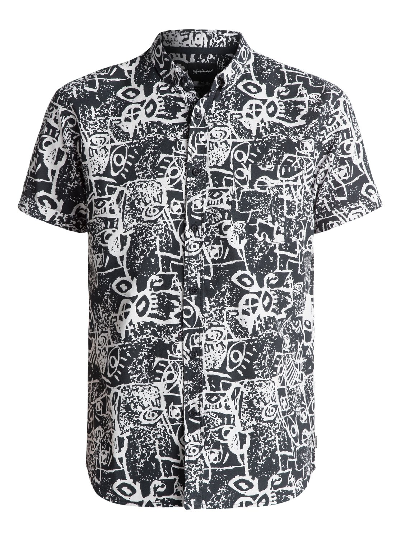 Hypnosis Short Sleeve Shirt EQYWT03490 | Quiksilver