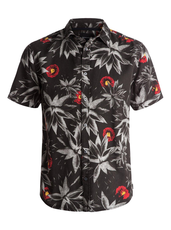 Agave - chemise à manches courtes pour homme - quiksilver