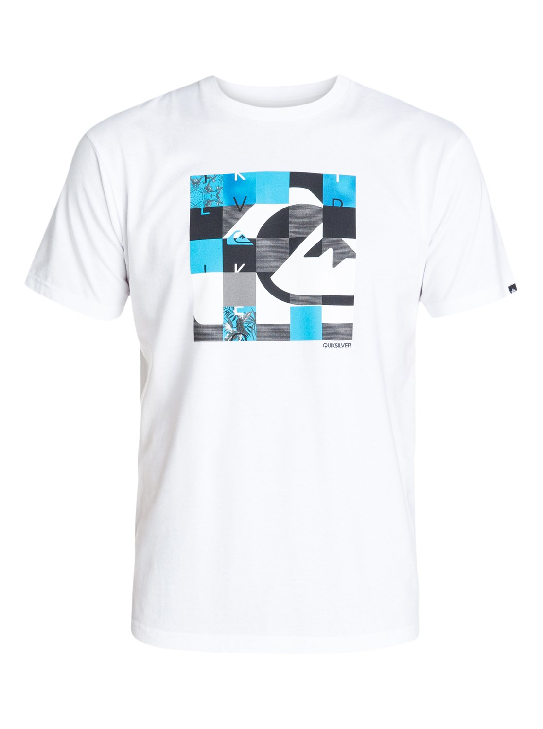 Classic Tee Chipped - Quiksilver������� �������� Quiksilver � �������� ������� � ������� �� ��������� ����� 2015. ��������������: ����������� �������� (160 �/��. �), ����������� ����, ����� Quiksilver �� ������.<br>